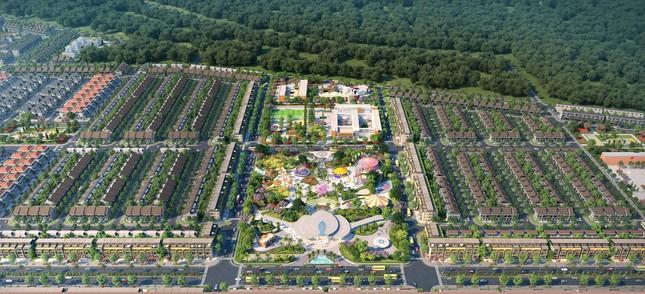 Sapphire Parkview - phân khu nhà phố xây sẵn của Gem Sky World được công bố ảnh 1