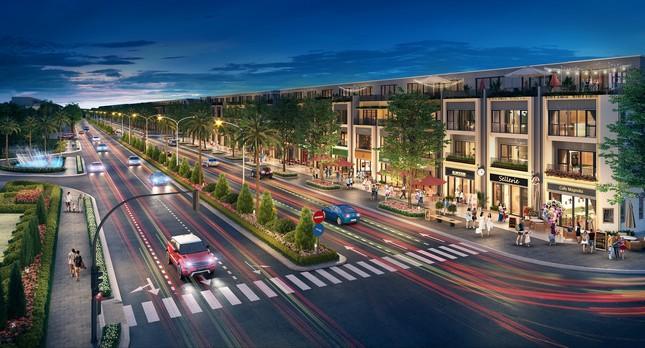 Sapphire Parkview - phân khu nhà phố xây sẵn của Gem Sky World được công bố ảnh 2