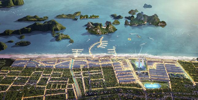 Green Dragon City – đảm bảo tiến độ, hoàn thiện 95% giai đoạn I ảnh 1
