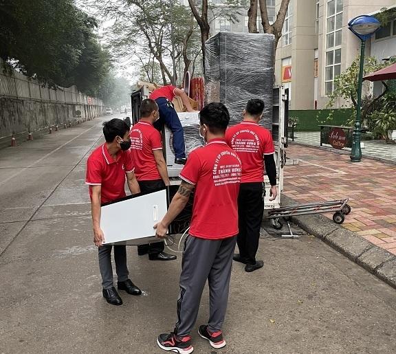 Taxi tải Thành Hưng cho thuê xe tải 1 tấn chở hàng chất lượng ảnh 1