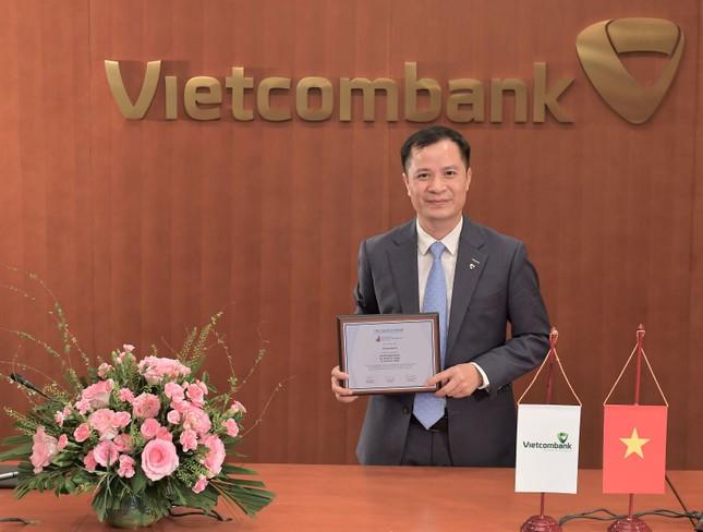 """Vietcombank: """"Ngân hàng mạnh nhất dựa trên Bảng tổng kết tài sản"""" ảnh 1"""