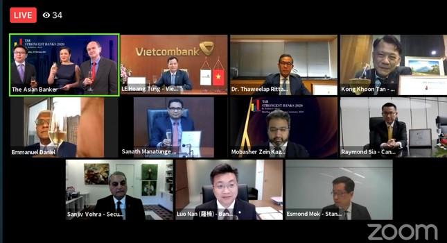 """Vietcombank: """"Ngân hàng mạnh nhất dựa trên Bảng tổng kết tài sản"""" ảnh 2"""