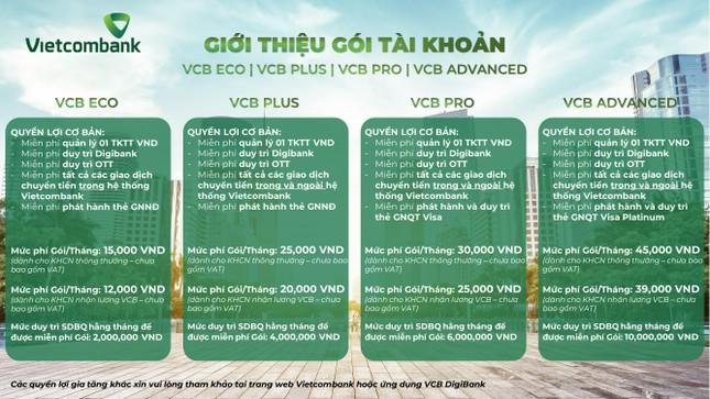 Chuyển đổi số là chìa khóa thành công của Vietcombank ảnh 2