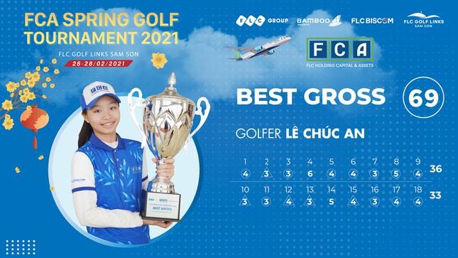 FCA Spring Golf Tournament 2021 – Giải đấu khai xuân khép lại đầy ấn tượng ảnh 3