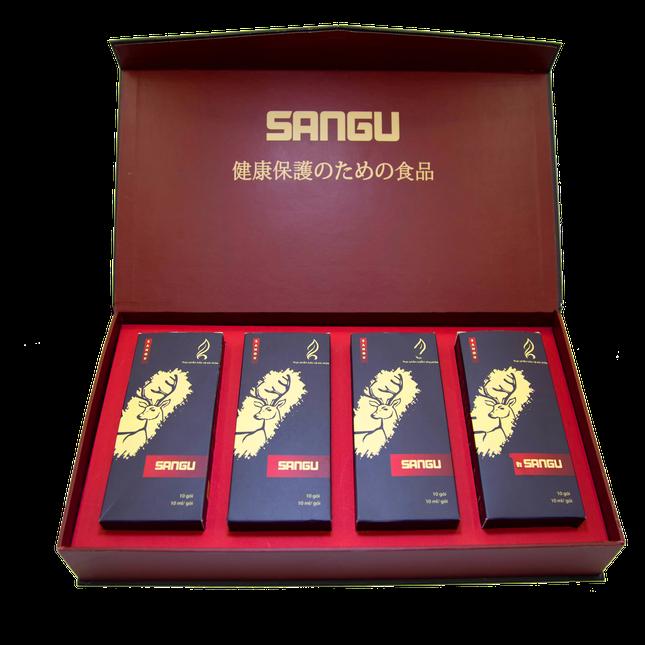 Tinh chất tiêu gout Sangu - đột phá mới trong hỗ trợ & điều trị bệnh gout ảnh 3