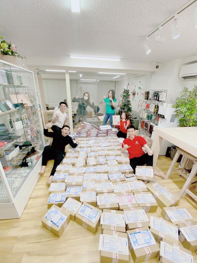 Hoàng Hải mobile khẳng định vị thế số 1 công ty Việt tại Nhật ảnh 3