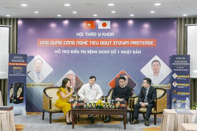 Tinh chất tiêu gout Sangu - Hướng đột phá mới trong hỗ trợ điều trị bệnh gout ảnh 3