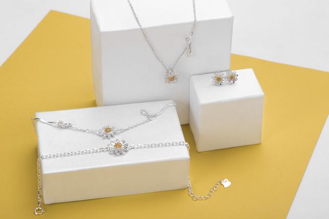 Blue Peach - thương hiệu trang sức bạc thời trang với mẫu mã đa dạng ảnh 6