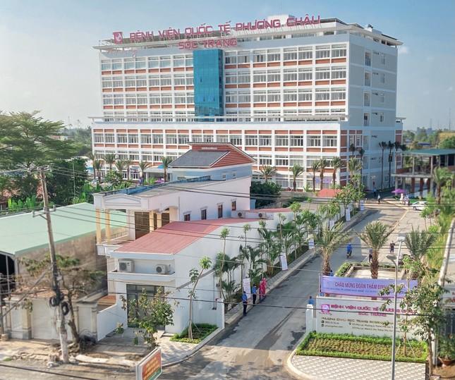 Bệnh viện quốc tế Phương Châu Sóc Trăng đi vào hoạt động ảnh 1