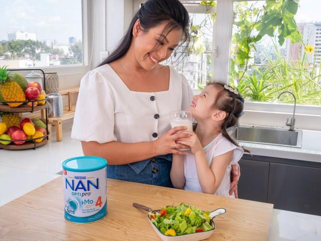 Nestlé giới thiệu sản phẩm mới đột phá cho trẻ em ảnh 1