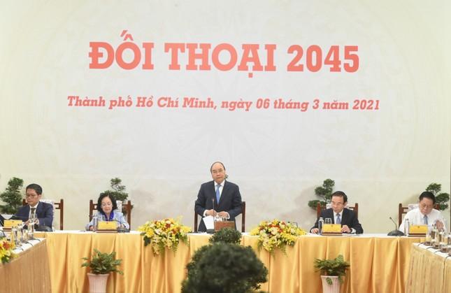 'Đối thoại 2045': Khát vọng và bản lĩnh của doanh nghiệp tư nhân Việt Nam ảnh 1