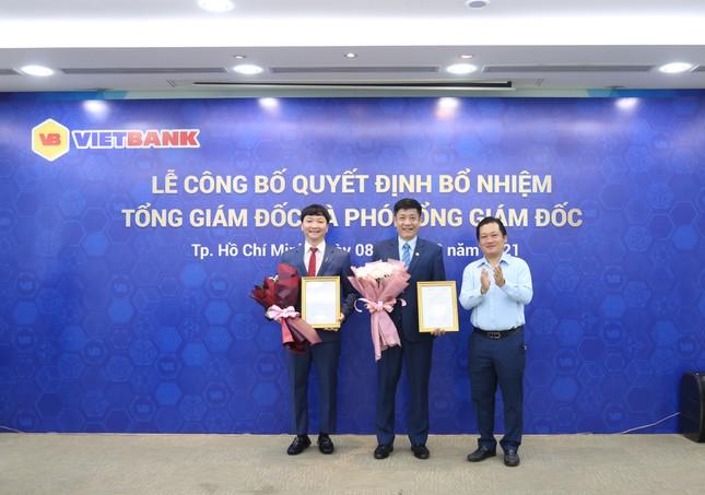 Vietbank bổ nhiệm ông Lê Huy Dũng giữ chức vụ Tổng Giám đốc ảnh 1