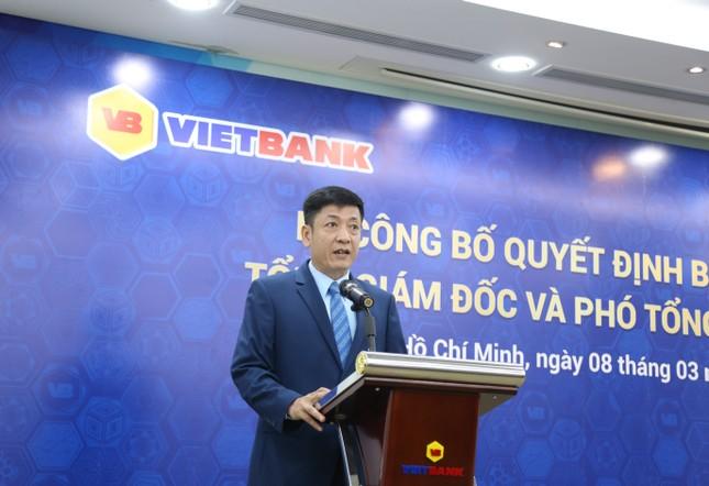 Vietbank bổ nhiệm ông Lê Huy Dũng giữ chức vụ Tổng Giám đốc ảnh 2