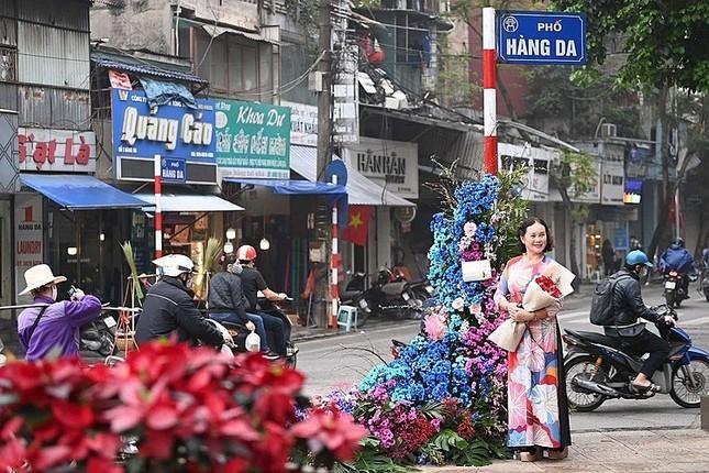 Hơn 100 Cột đèn 'nở hoa' giữa trung tâm Hà Nội ảnh 10