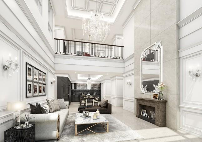 Hé lộ chủ nhân những căn Duplex triệu đô giữa Hà Nội ảnh 1