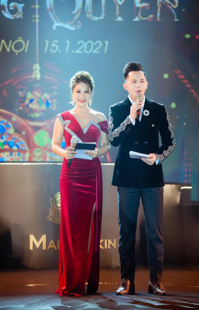 MC Dương Suri hé lộ góc khuất sau sự hào nhoáng của nghề MC truyền hình ảnh 3