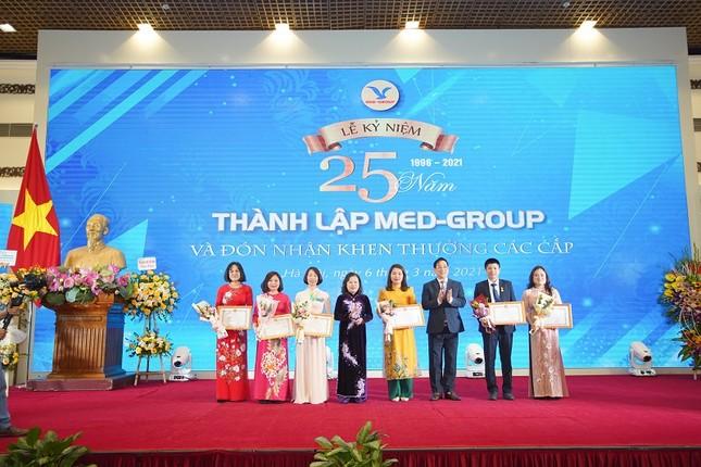 MED- GROUP nhìn lại chặng đường 25 năm phát triển ảnh 4