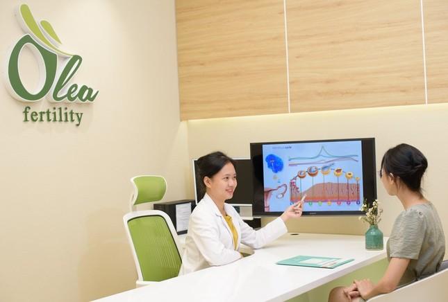 Olea Fertility – Trung tâm điều trị hiếm muộn cao cấp khai trương tại Vinmec Central Park ảnh 2