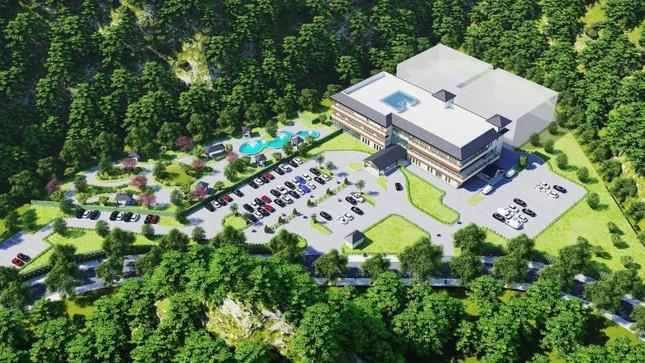Yoko Onsen Quang Hanh sẽ có tổ hợp công viên suối khoáng nóng và Khu tắm khoáng rotenburo ảnh 5