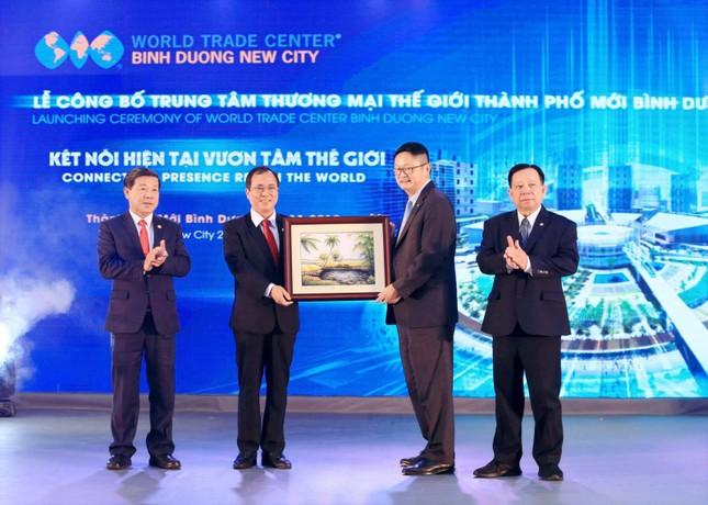 Bình Dương hợp tác với Hàn Quốc điều hành trung tâm Triển lãm lớn nhất Việt Nam ảnh 1