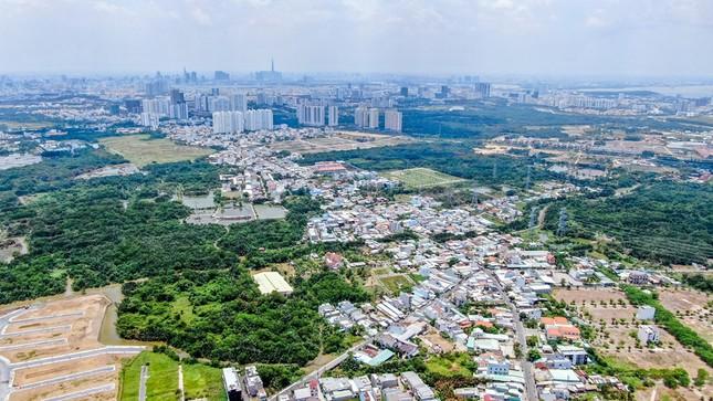 Mở đường kết nối toàn diện TP. Hồ Chí Minh với huyện Cần Giuộc ảnh 1