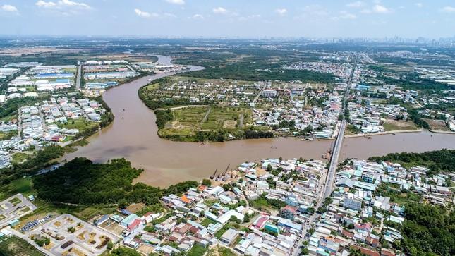 Mở đường kết nối toàn diện TP. Hồ Chí Minh với huyện Cần Giuộc ảnh 2
