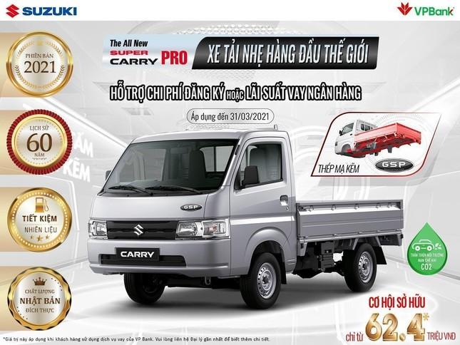 Cơ hội mua xe hơi Suzuki không còn xa vời với chương trình ưu đãi lãi suất vay từ VPBank ảnh 2