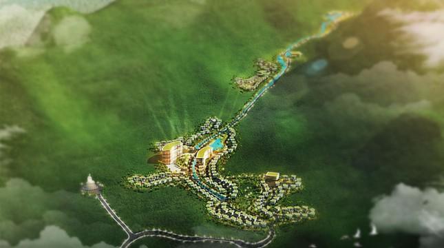 Khởi công Khu du lịch nghỉ dưỡng sinh thái cao cấp FLC Hà Giang ảnh 2