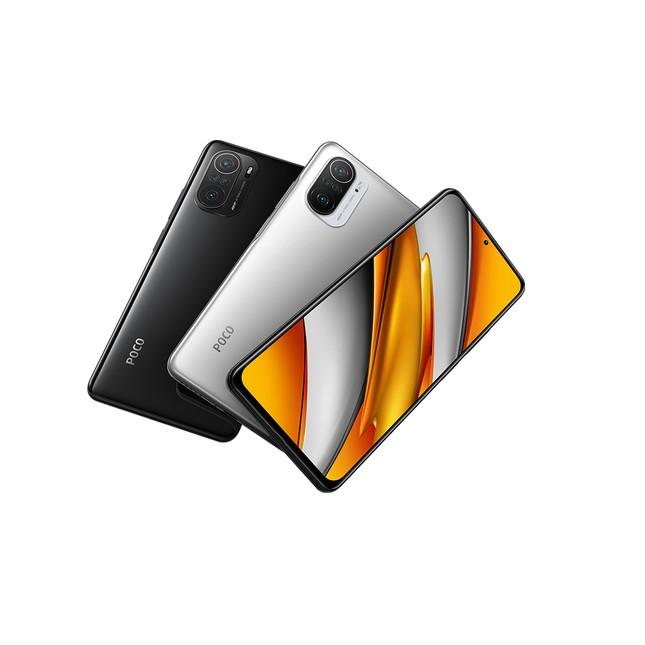 """POCO chính thức ra mắt hai dòng điện thoại """"Cỗ máy quái thú"""" POCO F3 và POCO X3 Pro ảnh 1"""