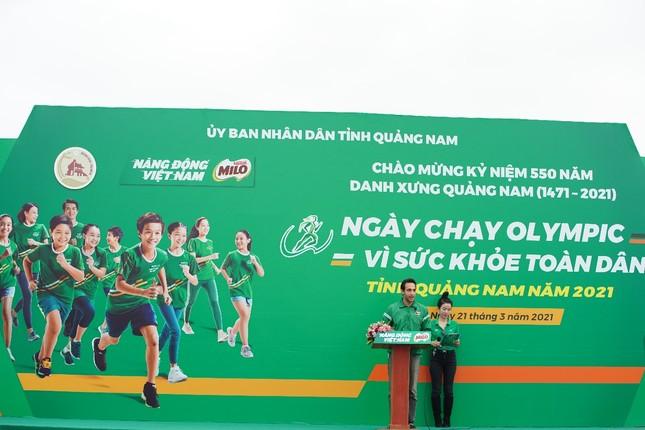 NESTLÉ Milo đồng hành cùng ngày chạy Olympic vì sức khỏe toàn dân tỉnh Quảng Nam ảnh 3