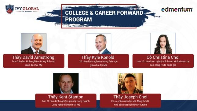 Học sinh Việt Nam được học định hướng nghề nghiệp như học sinh Mỹ ảnh 3