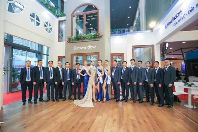 Sản phẩm nhôm có cầu Eurowindow ra mắt ấn tượng tại Vietbuild Hà Nội 2021 ảnh 4