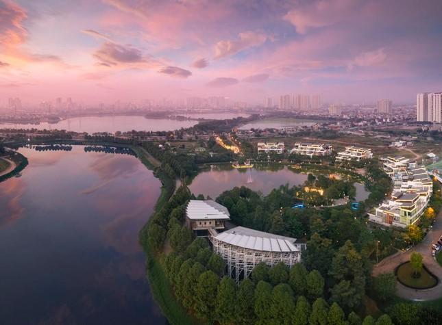 Hạ tầng đô thị quận Hoàng Mai đổi mới thu hút mạnh đầu tư ảnh 2