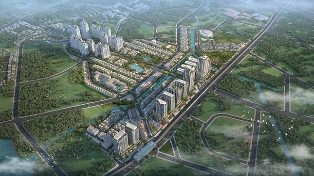 Anlac Green Symphony, khu đô thị bán khép kín lần đầu tiên xuất hiện tại phía Tây Hà Nội ảnh 1