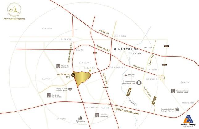 Anlac Green Symphony, khu đô thị bán khép kín lần đầu tiên xuất hiện tại phía Tây Hà Nội ảnh 2