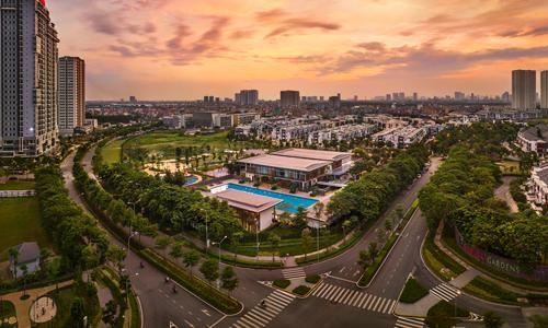 Hạ tầng đô thị quận Hoàng Mai đổi mới thu hút mạnh đầu tư ảnh 1