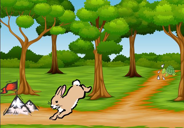 Bốn bài học về tinh thần làm việc nhóm qua truyện Thỏ và Rùa ảnh 2