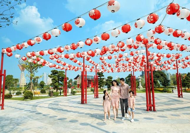 """Nâng tầm chuẩn sống Nhật từ """"kì quan"""" Zen Park tại Vinhomes Smart City ảnh 2"""