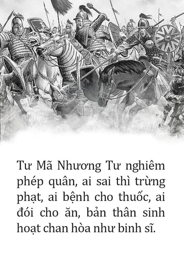 Thập Nhị Binh Thư - Binh thư số 3: Tư Mã binh pháp ảnh 4