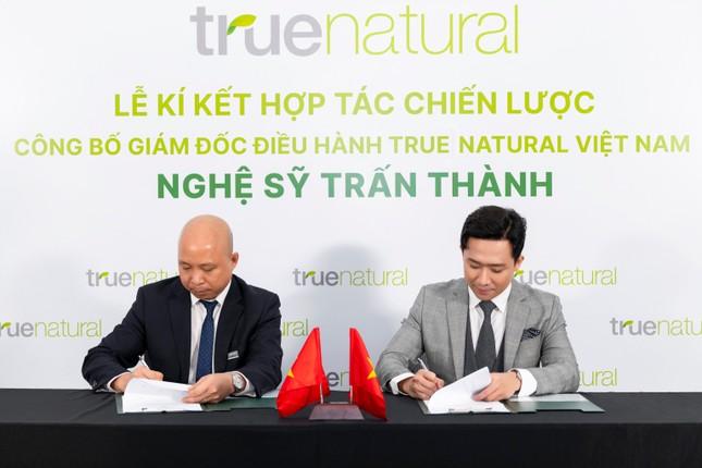 Trấn Thành chính thức trở thành Giám đốc Điều hành True Natural Việt Nam ảnh 1