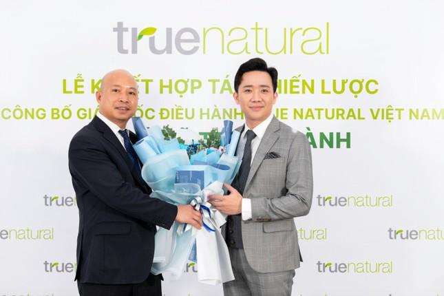 Trấn Thành chính thức trở thành Giám đốc Điều hành True Natural Việt Nam ảnh 2