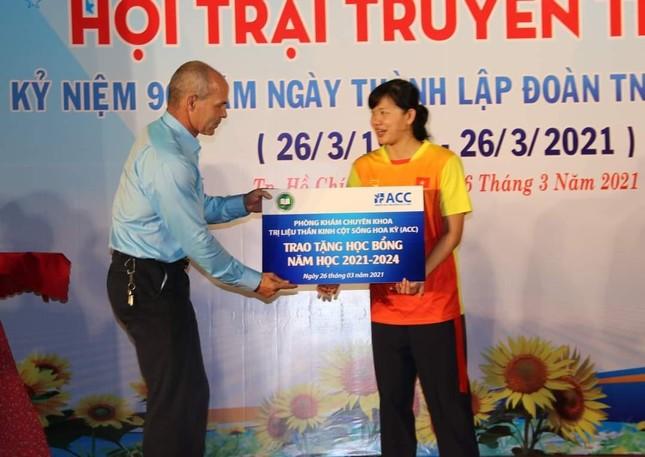 ACC hân hạnh tài trợ học bổng cho 'kình ngư' Nguyễn Thị Ánh Viên ảnh 1