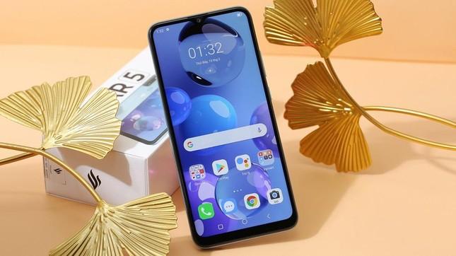 Vsmart Star 5 - 'ngôi sao' smartphone phân khúc phổ thông ảnh 2