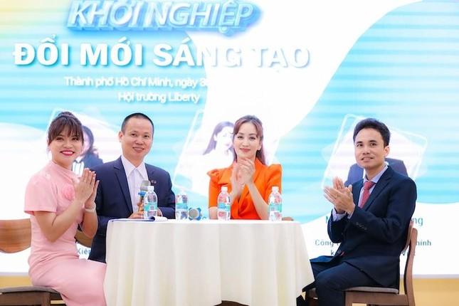 Khánh Thi đã đánh thức đam mê khởi nghiệp của sinh viên ảnh 1