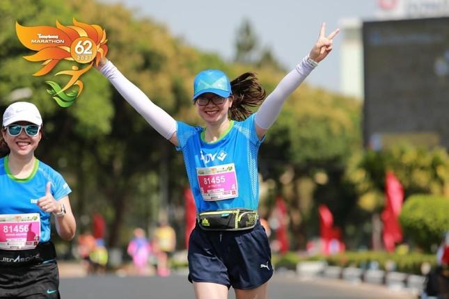 Màu áo BIDV nhuộm xanh giải vô địch quốc gia Marathon 2021 ảnh 7
