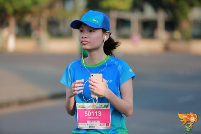 Màu áo BIDV nhuộm xanh giải vô địch quốc gia Marathon 2021 ảnh 8