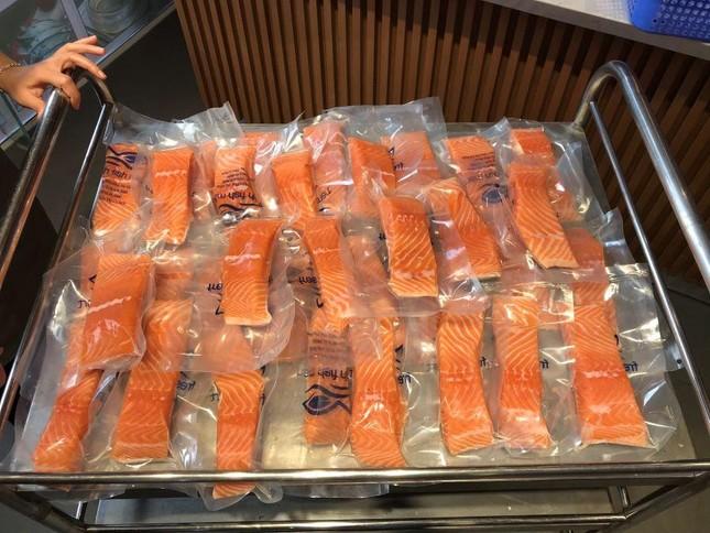 Siêu Thị Cá Sạch - Nơi mua hải sản hoàn hảo của mọi người ảnh 1
