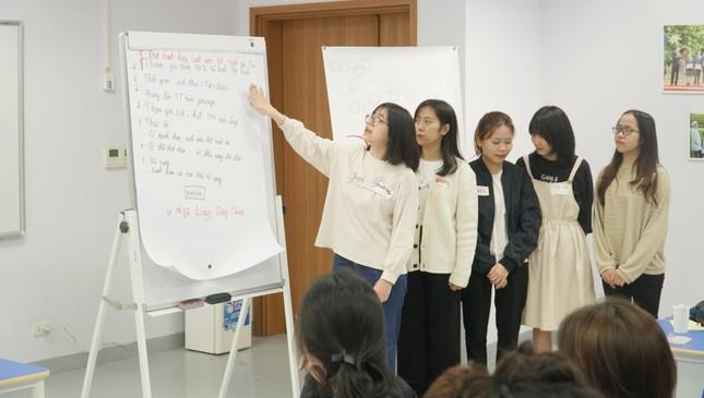 Sinh viên được huấn luyện để sớm thành công ảnh 5