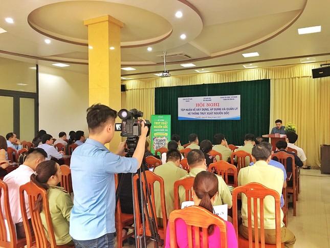 iCheck hỗ trợ nông dân tỉnh Yên Bái tiếp cận toàn diện công nghệ truy xuất nguồn gốc ảnh 1