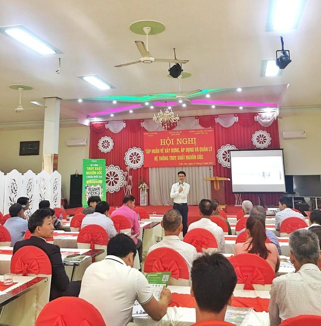 iCheck hỗ trợ nông dân tỉnh Yên Bái tiếp cận toàn diện công nghệ truy xuất nguồn gốc ảnh 2